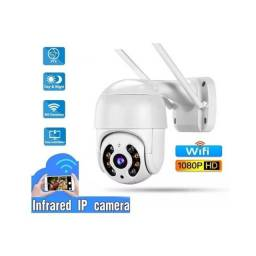 Câmera Ip Icsee Prova D'água Infravermelho Externa Wifi Hd 3