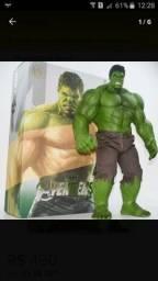 Gigante Verde Hulk Avengers 55 Cm Pronta Entrega