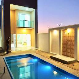 Casas dúplex  na planta, 3 quartos, fino acabamento Excelente localização no Eusébio