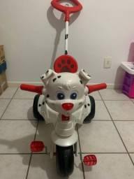 Motoca/carrinho infantil sonoro