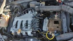 Módulo de Injeção Fiat Brava Marea 1.6 16V Iaw1 abg.81