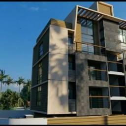 Apartamentos Com Varanda e Piscina e Espaço Goumert nos Bancários