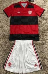 Kit Flamengo 21/22