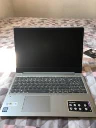 Vendo notebook 8° geração Novo