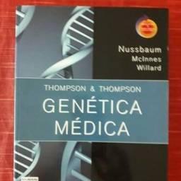 Genética Médica. Thompson & Thompson. Nussbaum Mclnnes Willard