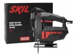 Título do anúncio: Serra Tico Tico 380w Skil