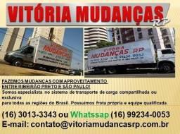 Mudança em Ribeirão Preto e região x São Paulo