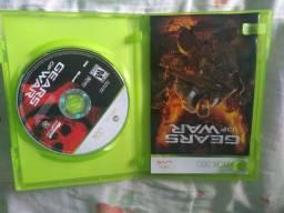 Título do anúncio: Gears of War Xbox 360 mídia física