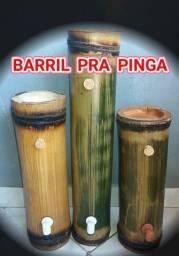 barril de pinga