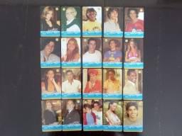 Título do anúncio: 20 Cartões Telefônicos - Série Completa - Novela Da Cor do Pecado