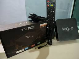 Tv-box mxq original 8gb+128gb