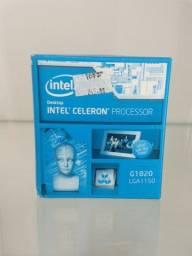 Processador Intel Celeron 1150 novo lacrado