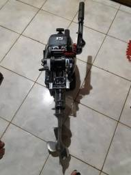 Motor de poupar Yamaha 15hp - 2016