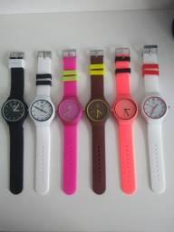 Relógios adidas , pulseira de borracha