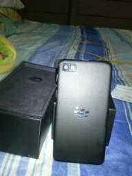 Blackberry Z10 tela trincada!!