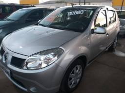 RENAULT SANDERO 2010/2011 1.6 EXPRESSION 8V FLEX 4P MANUAL - 2011