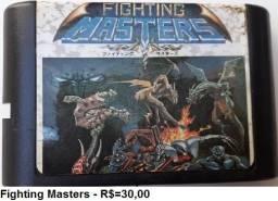 Fighting Masters de Mega drive