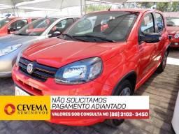 Fiat Uno Sporting 1.3 Vermelho - 2017