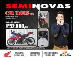 Motos Honda CBR 1000RR - 2015