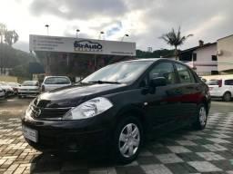 Nissan Tiida 1.8 Sedan 16v Flex 4p Manual 2011 em Joinville - 2011