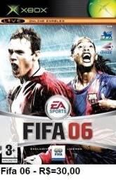 Fifa Soccer 06 para Xbox Classico