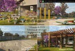 CB More em Camaragibe Jardim dos Girassóis, apartamentos com 2 quartos e ITBI grátis