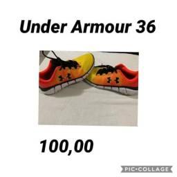 Tênis Under Armour