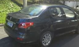 Peugeot 207 passion 1.6 automático com GNV - 2010