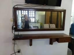 Espelho e bancada