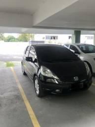 Honda Fit EX automático - 2012