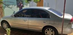 Honda Civic 2003 automático 1,7 - 2003