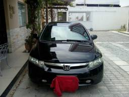 Civic 2007 gasolina 1.8 - 2007