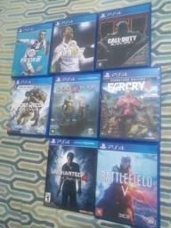 Vendo todos esses jogos bem conservado só venda