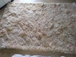 Tapete de pelego (lã de ovelha)