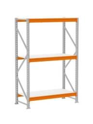 Mini porta palet - 2,00m ou 3,00m de altura amapá - center aço