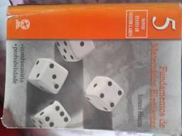 Fundamentos elementar de matemática elementar