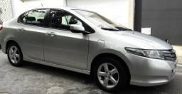(Márcio Brandão) - Honda City LX 1.5 Automático - Única Dona! - 2011 - 2011