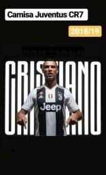 Camisas Juventus CR7