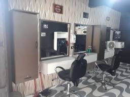 Vende-se Barbearia Vip 17.500$ aceito troca