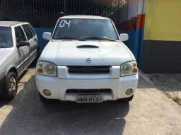 Nissan Frontier 2004 impecável - 2004