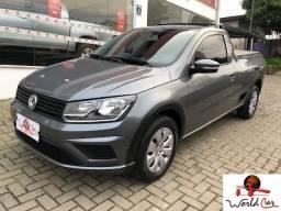 Vw - Volkswagen Saveiro Trendline 1.6 - Cs - 2017