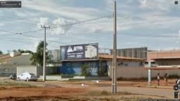 Aluga-se sala comercial com pátio na Santa Clara - Rondonópolis/MT