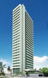 DMR - Investidor! Flat Top Barra Classic 1 e 2 quartos a beira mar próximo ao Paiva