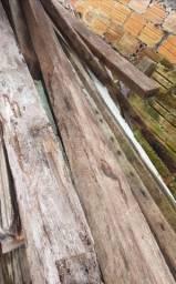 Madeira de demolição de itaúba