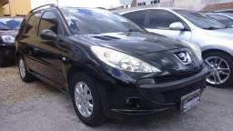 PEUGEOT 207 2010/2010 1.4 XR SPORT SW 8V FLEX 4P MANUAL - 2010
