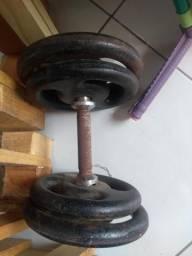 Peso para academias