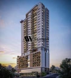 Apartamento à venda com 1 dormitórios em Perdizes, São paulo cod:7765