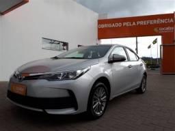 COROLLA 2018/2019 1.8 GLI 16V FLEX 4P AUTOMÁTICO