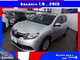 SANDERO 2015 1.0 EXPRESSION FLEX 4P MANUAL