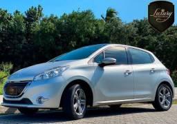 Peugeot 208 2014 Griffe Mecânico + Teto Solar+Bancos em Couro